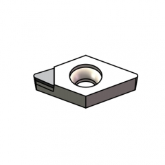 Worldia - DC Type Polycrystalline Diamond (PCD) Turning Insert - 55°
